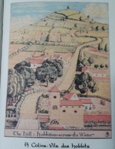 A Colina: Vila dos hobbits