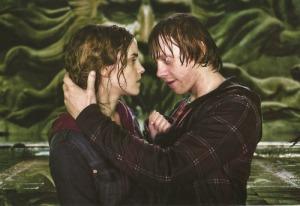rony_hermione_