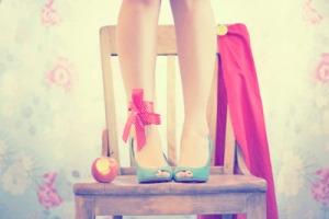 Mulheres são como maçãs em árvores...