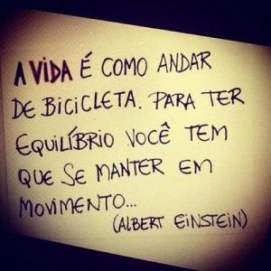 Movimento é vida!!!