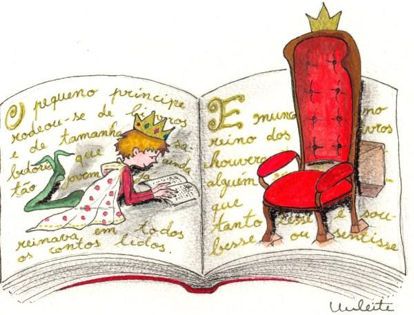 trono-leitura