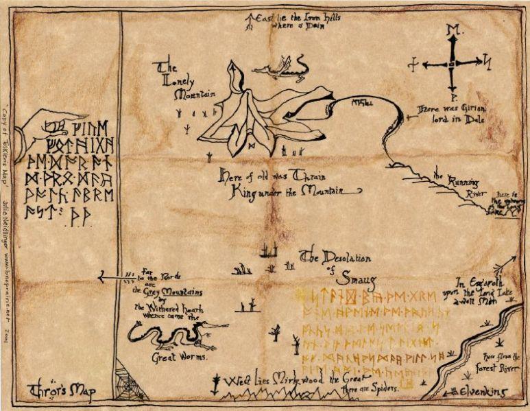 Mapa de Thror 3