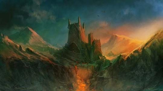 Utumno - Fortaleza de Melkor - Udun