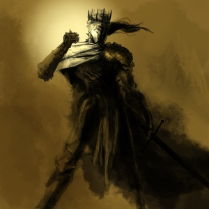 Melkor, também chamado de Morgoth Bauglir
