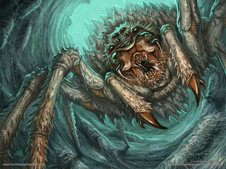 Aranhas - Ungoliant 02
