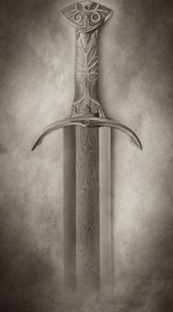 Espada - Ringil (Espada de Fingolfin)