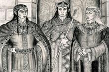 02.O Silmarillion, Quenta Silmarillion até capítulo XX