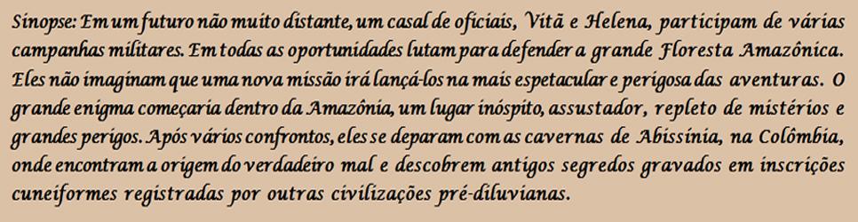 RESENHA SINOPSE AMAZONIA 02